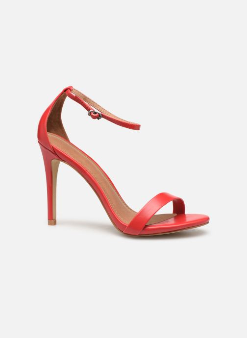 High heels Steve Madden Stecy Red back view