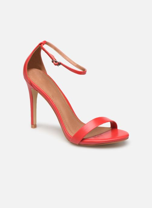 High heels Steve Madden Stecy Red detailed view/ Pair view