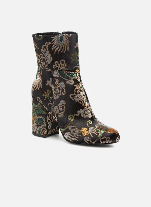 Boots en enkellaarsjes Steve Madden Goldie Ankleboot Multicolor detail