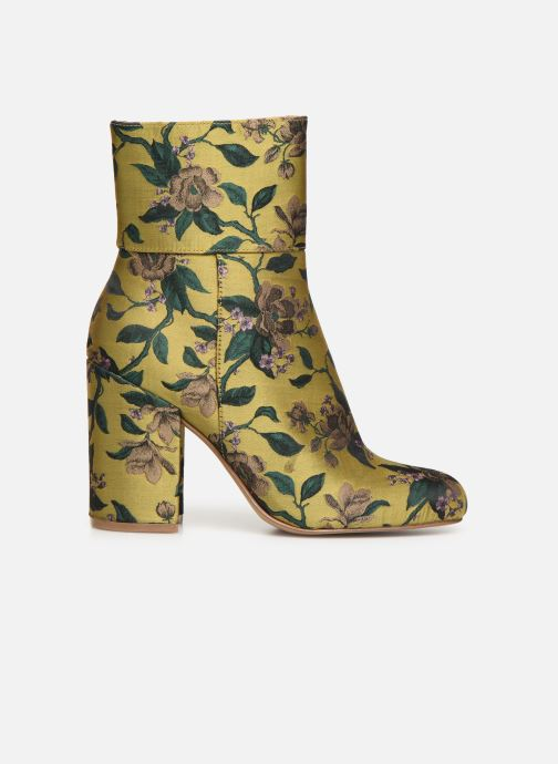 Bottines et boots Steve Madden Goldie Ankleboot Jaune vue derrière