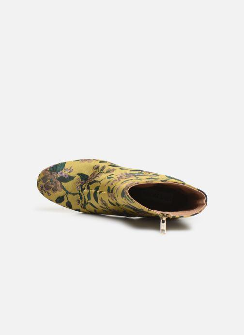 Boots en enkellaarsjes Steve Madden Goldie Ankleboot Geel links