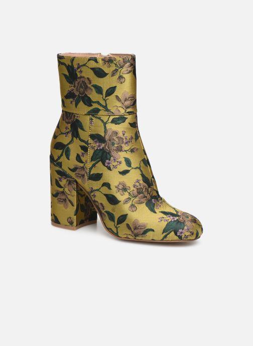 Boots en enkellaarsjes Steve Madden Goldie Ankleboot Geel detail