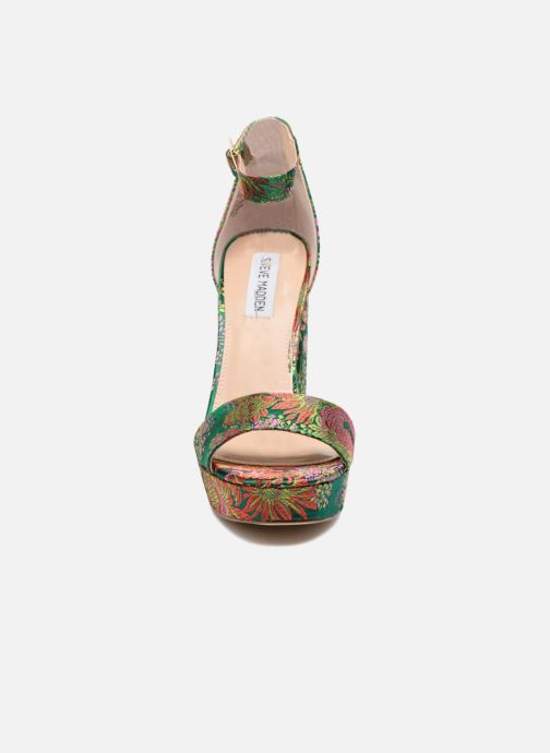 Sandals Steve Madden Jasmine Sandal Green model view