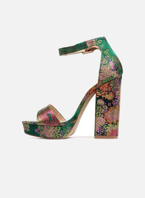 Sandales et nu-pieds Steve Madden Jasmine Sandal Vert vue face