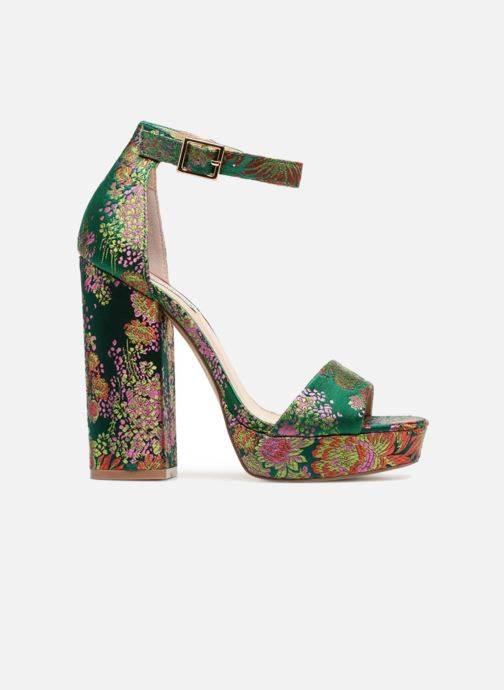 Sandals Steve Madden Jasmine Sandal Green back view