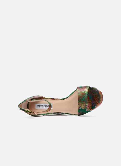 Sandales et nu-pieds Steve Madden Jasmine Sandal Vert vue gauche