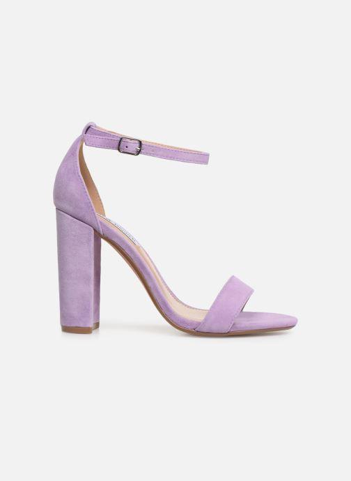 Sandales et nu-pieds Steve Madden Carrson Sandal Violet vue derrière