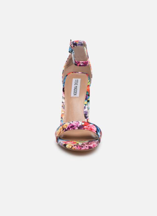 Sandalen Steve Madden Carrson Sandal mehrfarbig schuhe getragen