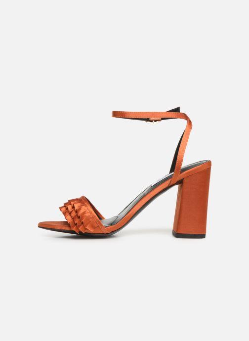Sandales et nu-pieds Steve Madden Akkrum Sandal Orange vue face