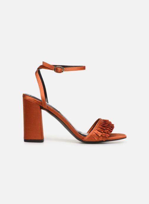 Sandales et nu-pieds Steve Madden Akkrum Sandal Orange vue derrière