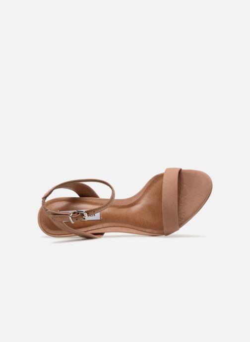 Sandales et nu-pieds Steve Madden Landen High Heel Sandal Marron vue gauche