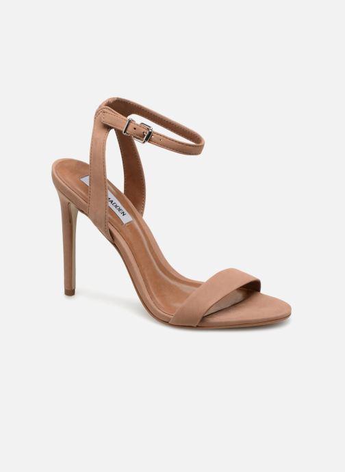 Sandales et nu-pieds Steve Madden Landen High Heel Sandal Marron vue détail/paire