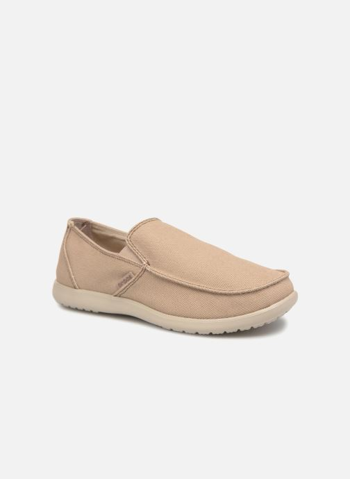 48f681c9bc56 Crocs Santa Cruz Clean Cut Loafer (Beige) - Loafers chez Sarenza ...