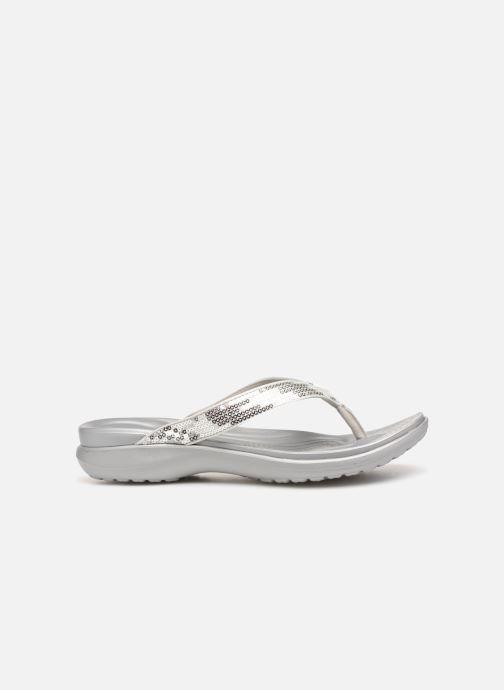 V Capri Sequin W Crocs Silver Tongs AjLq3R54