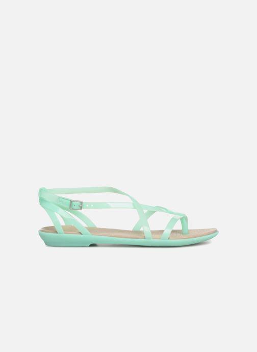 Sandales et nu-pieds Crocs Isabella Gladiator Sandal W Vert vue derrière