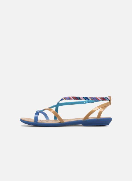 Nu Sndl Jean Gladiator Et Grph Crocs W Blue Sandales Isabella pieds gold T3FJ5ul1cK