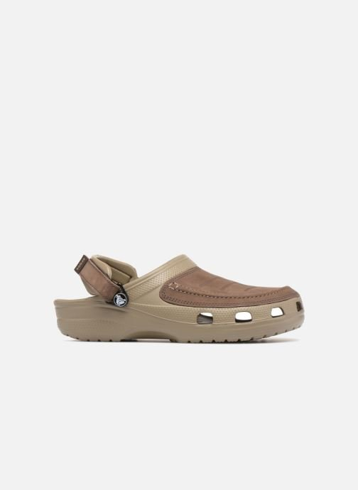 Sandali e scarpe aperte Crocs Yukon Vista Clog M Verde immagine posteriore