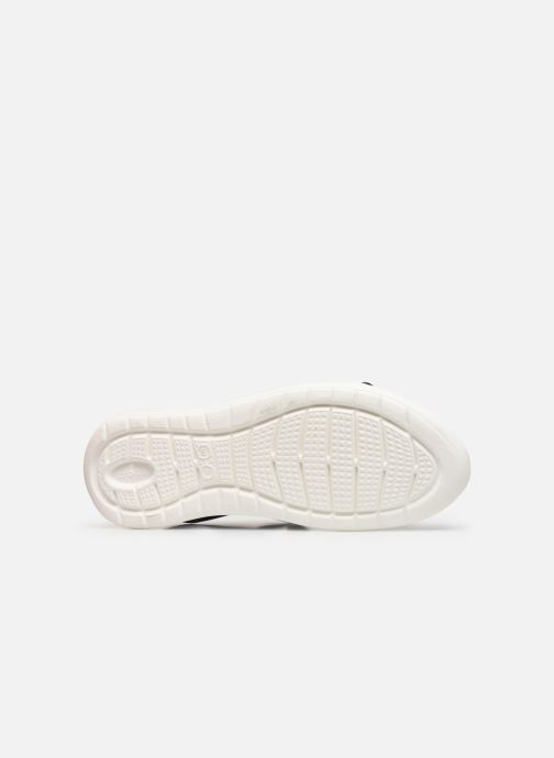 Sandales et nu-pieds Crocs LiteRide Sandal W Bleu vue haut