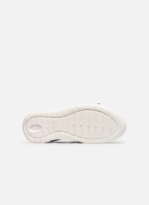 Sandalen Crocs LiteRide Sandal W blau ansicht von oben