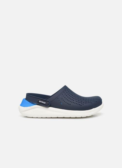 Zoccoli Crocs LiteRide Clog W Azzurro immagine posteriore