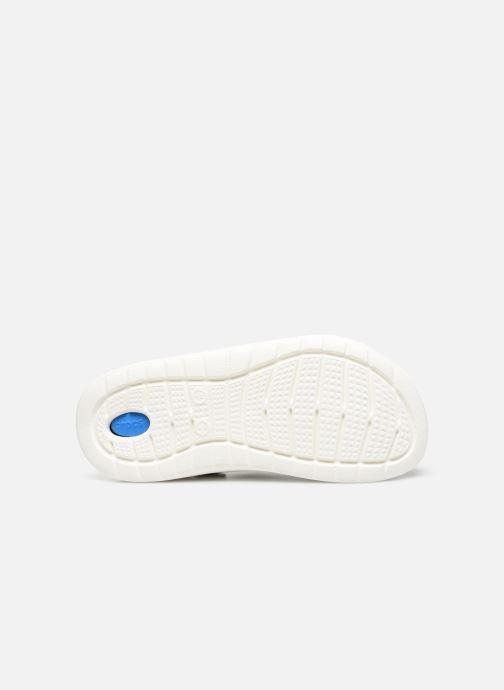 Zoccoli Crocs LiteRide Clog W Azzurro immagine dall'alto