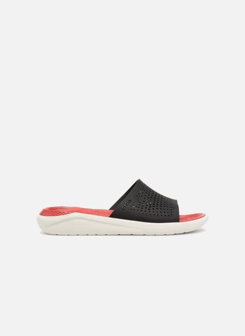 Sandales et nu-pieds Crocs LiteRide Slide M Rouge vue derrière