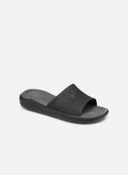 Sandalen Crocs LiteRide Slide M grau detaillierte ansicht/modell