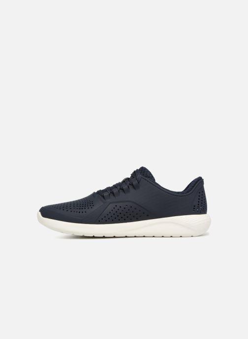 Sneaker Crocs LiteRide Pacer M blau ansicht von vorne