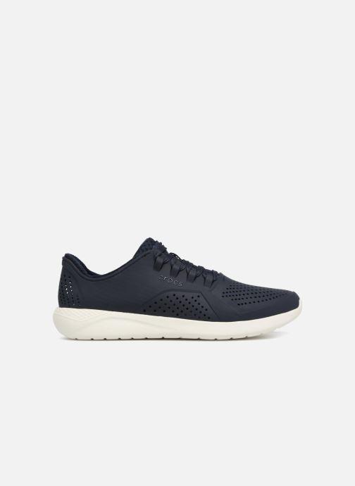 Sneaker Crocs LiteRide Pacer M blau ansicht von hinten