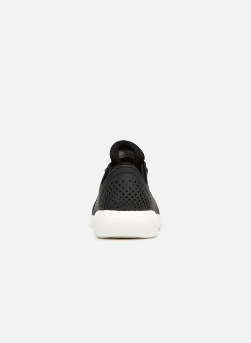 Sneaker Crocs LiteRide Pacer M schwarz ansicht von rechts