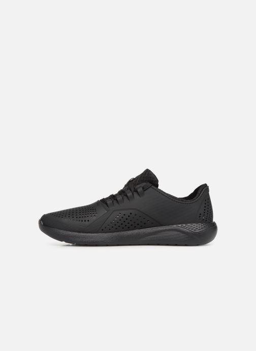 Baskets Crocs LiteRide Pacer M Noir vue face