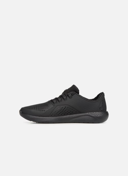 Trainers Crocs LiteRide Pacer M Black front view