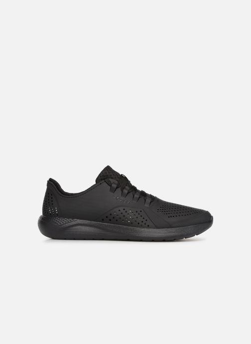 Baskets Crocs LiteRide Pacer M Noir vue derrière