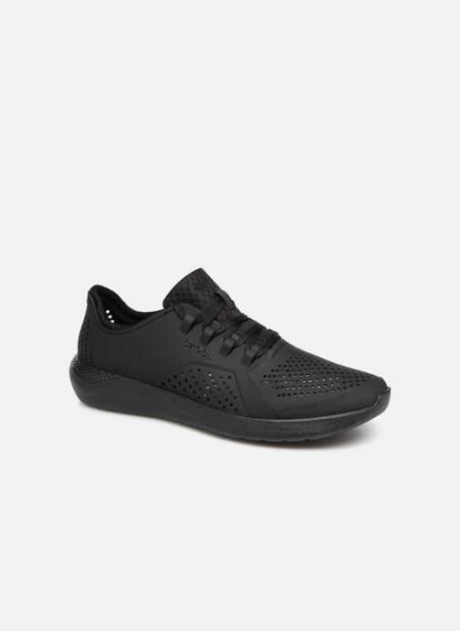 Baskets Crocs LiteRide Pacer M Noir vue détail/paire
