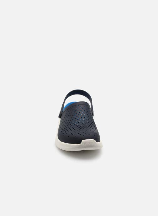 Sandals Crocs LiteRide Clog M Blue model view