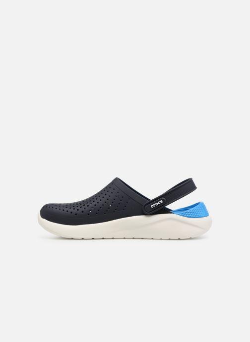 Sandalen Crocs LiteRide Clog M Blauw voorkant