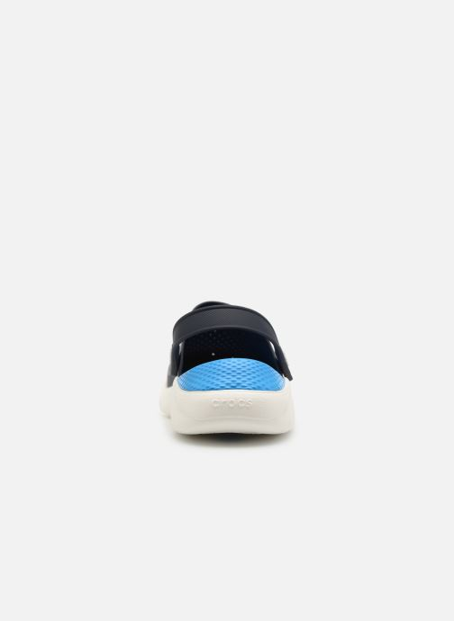 Sandali e scarpe aperte Crocs LiteRide Clog M Azzurro immagine destra