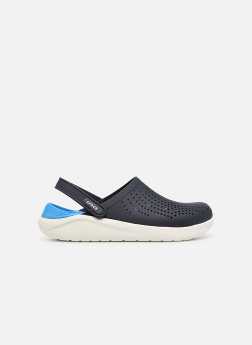 Sandalen Crocs LiteRide Clog M Blauw achterkant