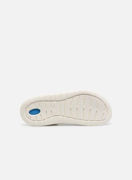 Sandales et nu-pieds Crocs LiteRide Clog M Bleu vue haut