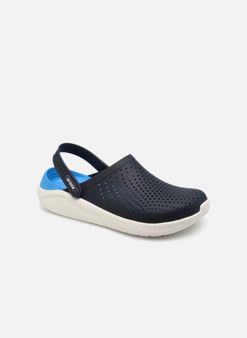 Sandals Crocs LiteRide Clog M Blue detailed view/ Pair view