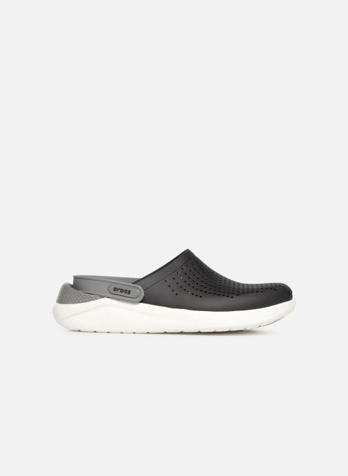 Sandalen Crocs LiteRide Clog M schwarz ansicht von hinten