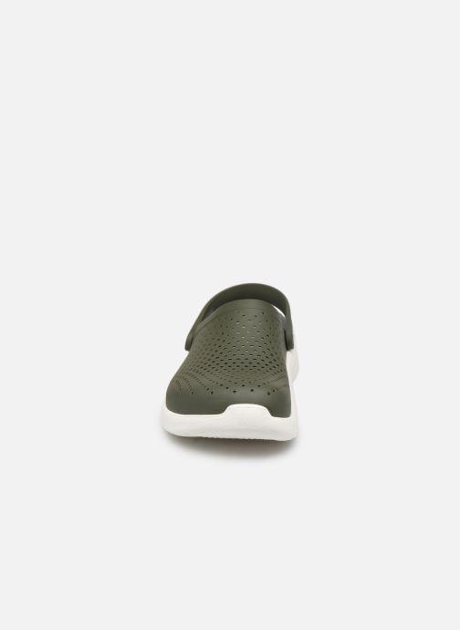 Sandals Crocs LiteRide Clog M Green model view