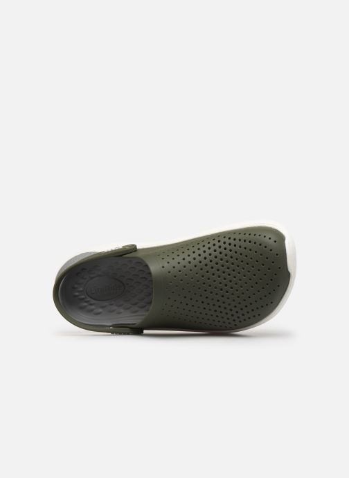Sandals Crocs LiteRide Clog M Green view from the left