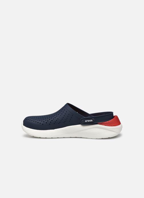 Sandales et nu-pieds Crocs LiteRide Clog M Bleu vue face