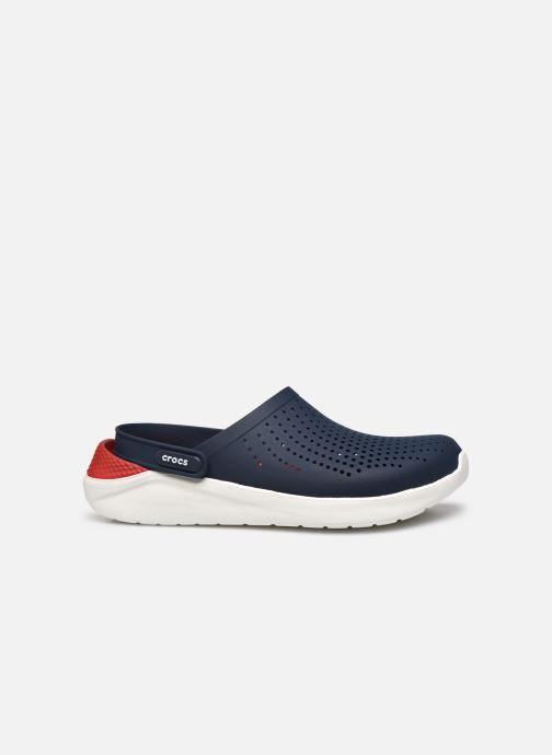 Sandales et nu-pieds Crocs LiteRide Clog M Bleu vue derrière