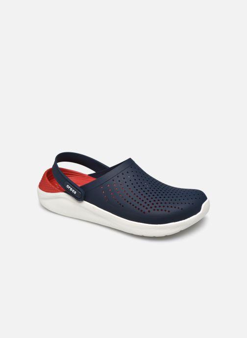 Sandales et nu-pieds Crocs LiteRide Clog M Bleu vue détail/paire