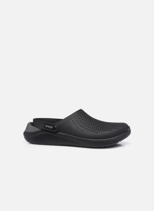 Sandalen Crocs LiteRide Clog M Zwart achterkant