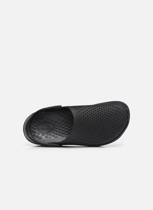 Sandalen Crocs LiteRide Clog M Zwart links