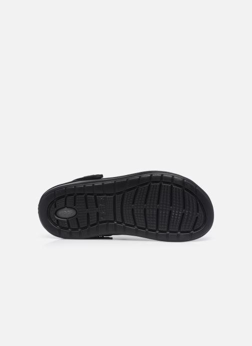 Sandalen Crocs LiteRide Clog M Zwart boven