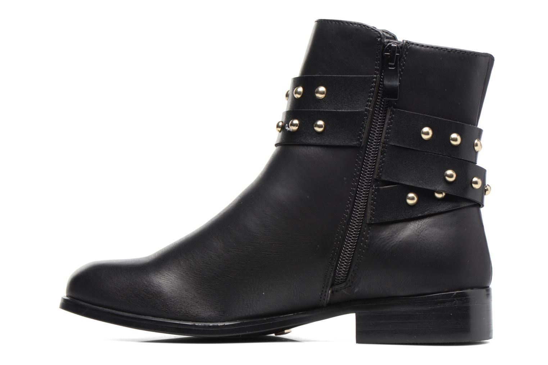 Bottines et boots Buffalo Cléa Boots Noir vue face
